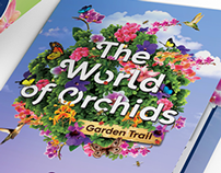 Gardens by the Bay (The World of Orchids Garden Trail)