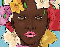 Mujer chocoana / Chocoana woman