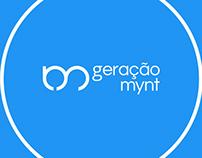 Logo: geração mynt