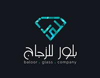 Baloor Glass Company Logo