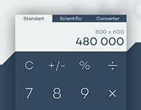 UI Design Calculator