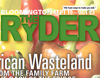 Sept Issue of Ryder