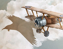 NZ pilots in WWI