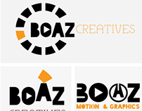 Boaz Brands : Logo and Business cards