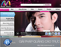 Website MusicMusic