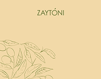 Zaytoni - Restaurant menu