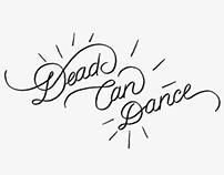 Dead Can Dance Poster 800х1500