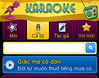Karaoke on Mobile