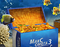 Maxx Omega 3 - Treasure from the seabed