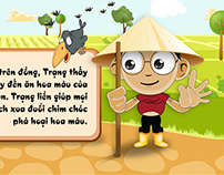 Level 3 Game Thu Tai Quan Trang