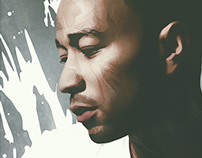 John Legend - Artwork / Speed Painting