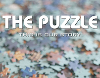 THE PUZZLE / DVD Cover