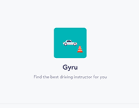 Gyru - Driving Instructor Booking App