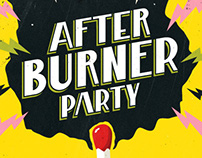 Afterburner Party 2014