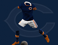 This is Football. NFL Soccer team I