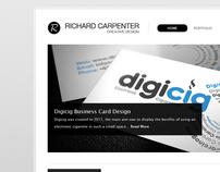 Richard Carpenter: Creative Design