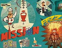Mission teleportation !