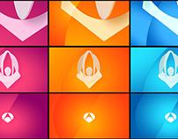 Antena 3 Rebrand 2014