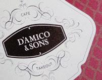 D'AMICO & SON'S