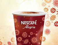 NESCAFÉ Alegria season's greetings