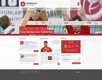 Ziraat Bankası Spor Kulübü - Website