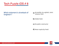 #WedsPuzzle: If you are familiar with iOS coding, can y