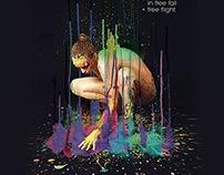 Embryo exclusive editorial for Dark Beauty Magazine