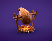 ANIMATION TVC CADBURY