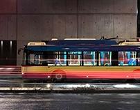 Trolleybus Škoda Pleven