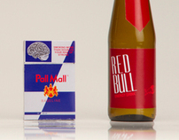 Red Bull // Pall Mall Product Swap