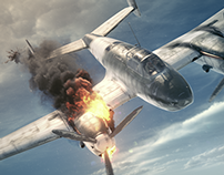 IL-2 Sturmovik: Battle of Stalingrad/Game Trailer 2
