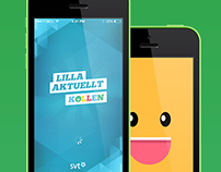 SVT Quiz app for kids