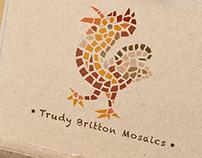 Trudy Britton Mosaics | Logo&Branding