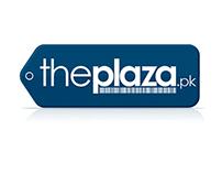 ThePlaza.pk Logo Design
