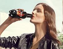 Burn / Coca Cola