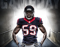Houston Texans Instagram Gameday
