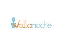 Logotipo Vallanoche