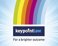 Keypoint Law | Logo & Website Design