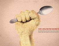 Print Ad for Eco-Life