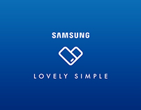 Samsung Lovely Simple