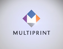 Multiprint Animated Logo