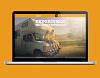 Web Design: Venture Vehicles