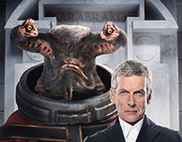 "Doctor Who - Series 8 ""Time Heist"""