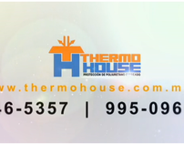 TV spots for Thermohouse