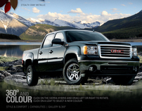 2009 GMC Sierra Hybrid Feature Content site