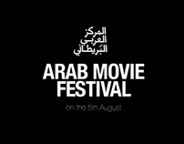 Advertising festival of Arab cinema on the youtube