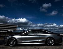 Mercedes s500 coupè