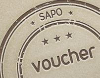 SAPO Voucher