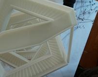 3D-print - MURTURM scale model