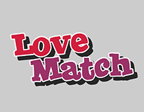 MTV LoveMatch - Text To Screen Application